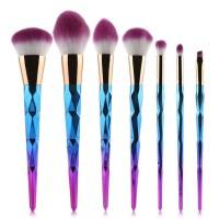 Make Up Pinsel Set 7pcs Schminkpinsel Kosmetikpinsel