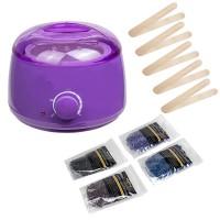 Wachswärmer Heisswachs Haarentfernung Wachserhitzer Waxing Kit