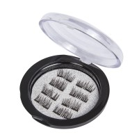 8 pieces Falsche Wimpern Professional 3D Magnetic Fake Eyelashes