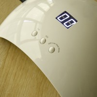 Nageltrockner Lichthärtungsgerät UV LED Nagellampe SUN8 für Gel Weiß