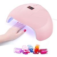 LED UV Lampe Nageltrockner für alle Nagellacke mit Sensor 36W