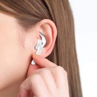 EarPlugs Ohrstöpseln Ohrbügel Aufsatz für AirPods 6er-Pack Silikon
