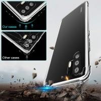 Huawei P30 pro Handyhülle Schutzhülle Glashülle Durchsichtige Cover