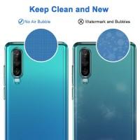 Huawei P30 Hülle Schutzhülle Handyhülle Silikon TPU Case Cover