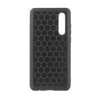 Huawei P30 Handyhülle Case Backcove Schutzhülle Cover mit Ständer