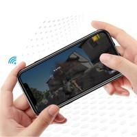iPhone XR Hülle Vollabdeckung Gehärtetes Glas Handyhülle Schutzhülle