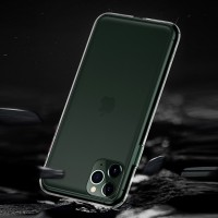 Hülle Schutzhülle Silikon Case iPhone 11 pro max Silikon Rückschale