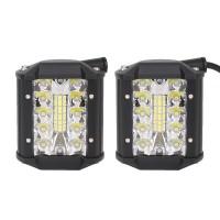 Zusatzscheinwerfer Arbeitsscheinwerfer Arbeitslicht LED 2pcs 120W