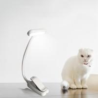 Schreibtischlampe Leselampe LED Buch Klemme mit Clip und USB Kabel