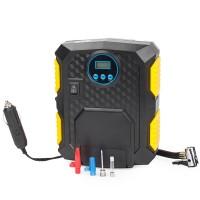 12V tragebar Luftkompressor Digitaler Auto Kompressor Auto Luftpumpe