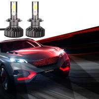 Scheinwerferlampe LED Auto Licht Headlight Glühlampe Ersatzlampe 36W