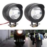 Scheinwerferleuchte Arbeitsscheinwerfer für Motorräder 2x LED 3W