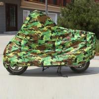 Motorradplane Cover Roller Regenschutz Wetterdicht 245x105x125 cm