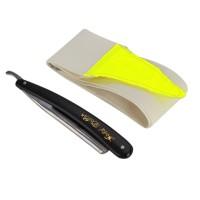 Rasiermesser Set Streichriemen Rasiermesser für die Rasur klappbar
