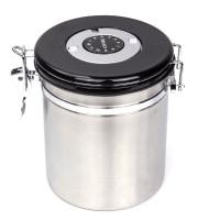 Kaffeedose Vorratsdose Kaffeebehälter 1,2L für Kaffeebohnen