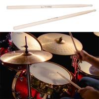 7A Drumsticks Nussbaumholz mit Tasche 12 Paar f. Schlagzeuge
