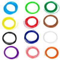 3D Print Filament PLA 3D Stift Filament für 3D Drucker-Stift 12 Farben