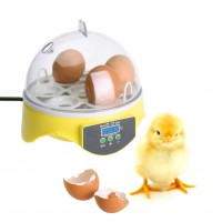 Brutmaschine Inkubator Brutapparat Motorbrüter Flächenbrüter 7 Eier