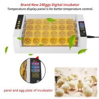 Brutmaschine Brutkaste Inkubator 24Eier Brutautomat Brutapparat