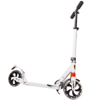 City Roller Tretroller Big Wheel Ø20cm Rolle Höhenverstellbar Kinder