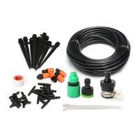 DIY Bewässerungssystem Bewässerung Drip Sprinkler PVC Kit