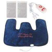 Knetmassagegerät Knetmassage Wärmekissen f. Nackenschmerzen Schultern