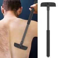 Rückenrasierer Rasierbügel Köperrasierer Back Shaver verstellbar 29cm