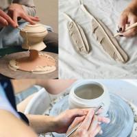 Modellierwerkzeug Skulptur Ton Tools Sculpting Werkzeug 14 Stück Satz