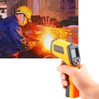 Temperaturmessgerät Digital Laser Infrarot Thermometer -50~380°C