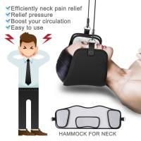 Hals Hängematte Massage Entspannung Nackenmassagegerät für Hals Kopf