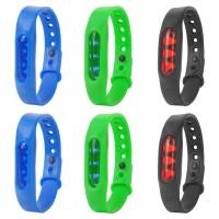 Mückenschutz Armband Wristband Anti Mosquito Bracelet Mücken 6pcs Set