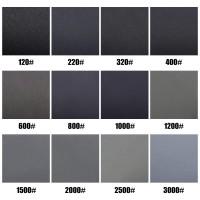 Schleifpapier Nassschleifpapier Set 36er für Holzmöbel Metallschleifen