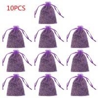 Lavendelsäckchen Lavendel Lavendelblüten als Duftsäckchen 10pcs Set