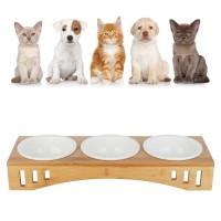 Futternäpfe Futterschüssel Hundenäpf Trinknapf für Katzen und Hunde