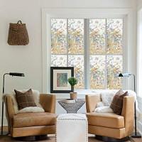3D Fensterfolie Selbstklebend Dekorfolie Statisch Sichtschutzfolie