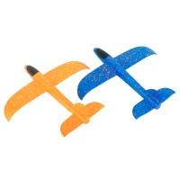 2 Stück Segelflugzeug Outdoor Sportarten Spielzeug Schaum Flugzeug