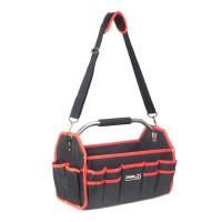 Werkzeugtasche Montagetasche Tasche Werkzeugkasten mit Schultergurt