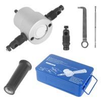 Knabber Metall Schneidwerkzeug Nibbler Cutter Set für Elektrowerkzeuge