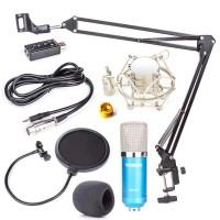 Kondensator-Mikrofon Kit  für Studio Rundfunk Aufnahme Rundfunk