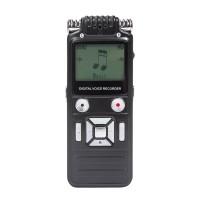 Diktiergerät  Aufnahmegerät  8GB Sprachaufnahme Voice Recorder