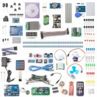 Projekt Ultimate Starter Kit Mikrocontroller und Zubehör für Arduino