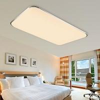 LED Deckenleuchte Badleuchte Deckenlampe Küche Licht Dimmbar 48W
