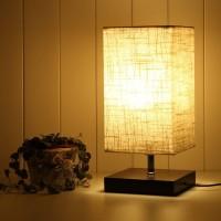 Tischlampe Stehlampe Tischleuchte Nachttischlampe für Schlafzimmer