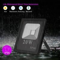 UV Licht LED Schwarzlicht Flutlicht Strahler Bühnenbeleuchtung 20W