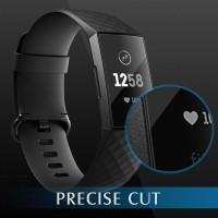 Displayschutzfolie vollständige Abdeckung 6er für Fitbit Charge 3
