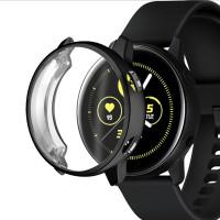 2er Schutzhülle Schale Hülle Soft TPU für Samsung Galaxy Watch Active
