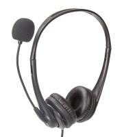 Headset für Computer Chat, mit Mikrofon, Multifunktionale USB