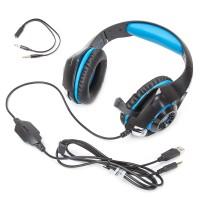 Kopfhörer Headset Stereo mit micro Spiel Game für PS4 PC Xbox One