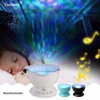 Stimmungslicht Musikspieler Ozeanwelle Beleuchtung LED Lampe Ozean