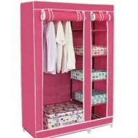 Kleiderschrank günstig kaufen 177cm rosa